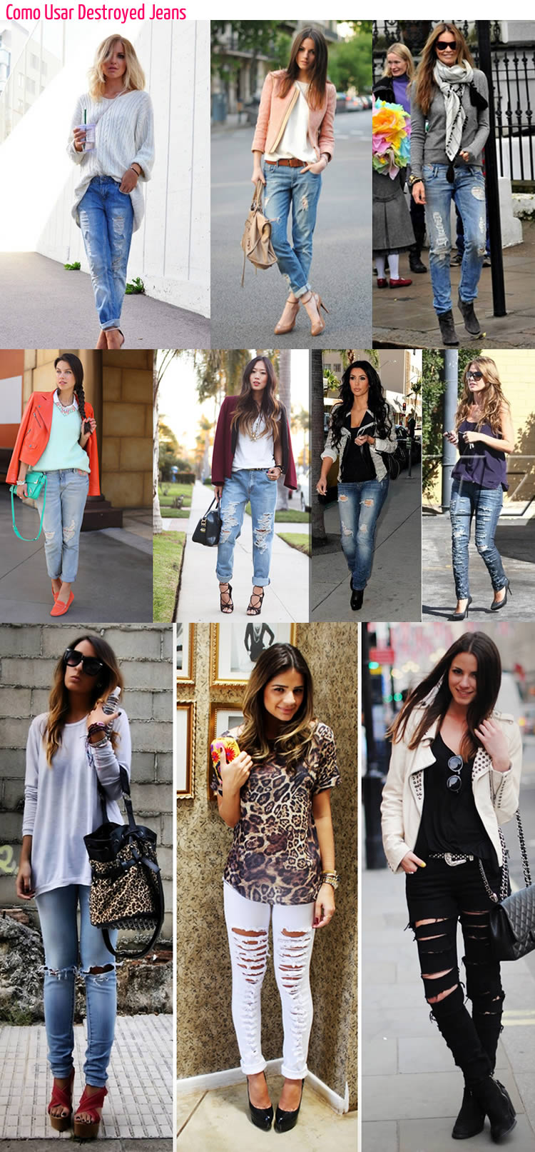 como-usar-jeans-rasgado-destroyed-jeans-trend-looks-inspiracao-ripped-jeans
