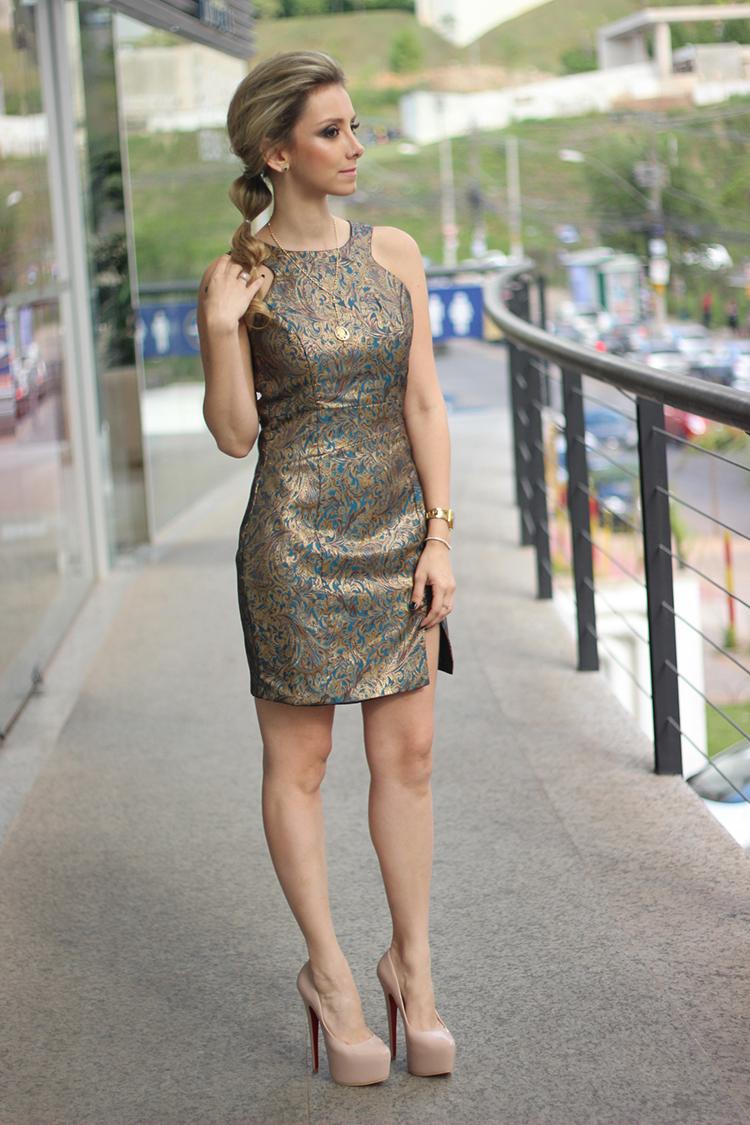 look-hanukkah-chanukah-make-e-cabelo-natal-vestido-fenda