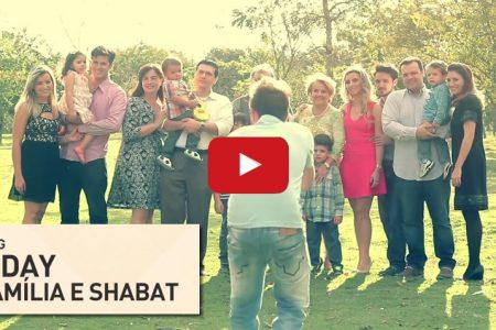 VLOG: Meu Aniversário! + Family + Shabat